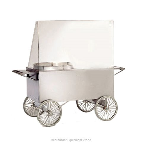 Gold Medal Products 3118SS Wagon Stand