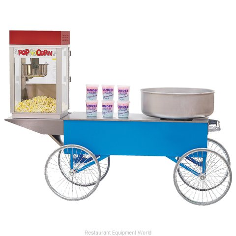 Gold Medal Products 3150CP Wagon Stand