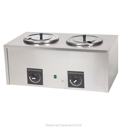Gold Medal Products 4211C Food Topping Warmer, Countertop