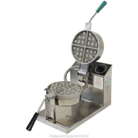 Gold Medal Products 5021 Waffle Maker (Magnified)