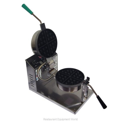 Gold Medal Products 5021ET Waffle Baker