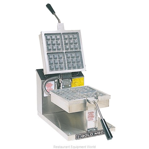 Gold Medal Products 5024 Waffle Baker