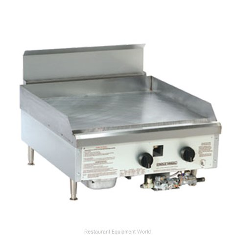 Gold Medal Products 5088 Griddle Counter Unit Gas