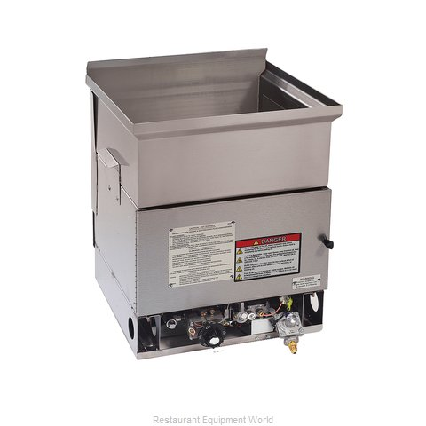 Gold Medal Products 5094 Fryer, Gas, Countertop Full Pot
