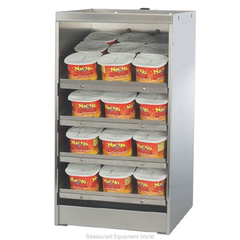 Gold Medal Products 5482 Holding Bin Heated for Multi-Product