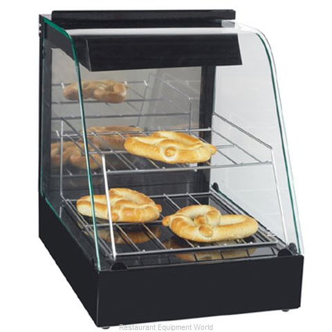 Gold Medal Products 5505 Display Case Non-Refrigerated Countertop