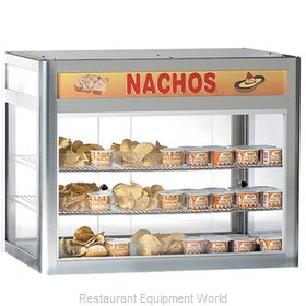 Gold Medal Products 5512-00-000 Display Case, Hot Food, Countertop