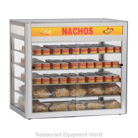 Gold Medal Products 5513-00-000 Display Case, Hot Food, Countertop
