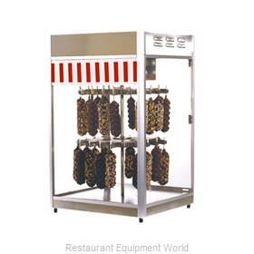 Gold Medal Products 5535 Display Case, Hot Food, Countertop