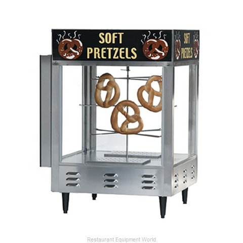 Gold Medal Products 5550PR Display Case Hot Food Countertop