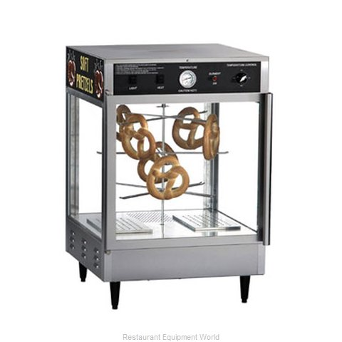 Gold Medal Products 5550PRD Display Case Hot Food Countertop