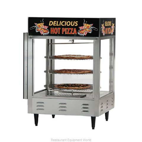 Gold Medal Products 5550PZD Display Case Hot Food Countertop
