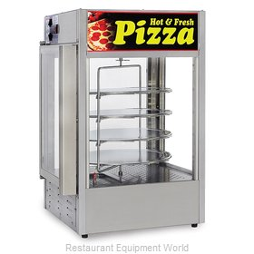 Gold Medal Products 5551-00 Display Case, Hot Food, Countertop