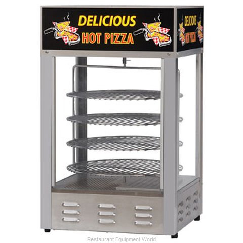 Gold Medal Products 5551PZL Display Case Hot Food Countertop