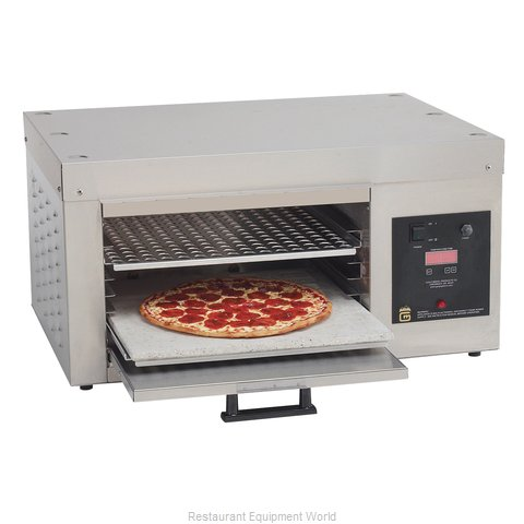 Gold Medal Products 5554 Pizza Oven Deck-Type Electric