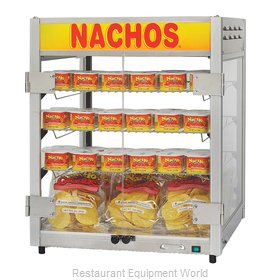 Gold Medal Products 5581-00-100 Display Case, Hot Food, Countertop