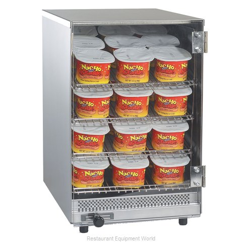 Gold Medal Products 5582 Display Case, Hot Food, Countertop