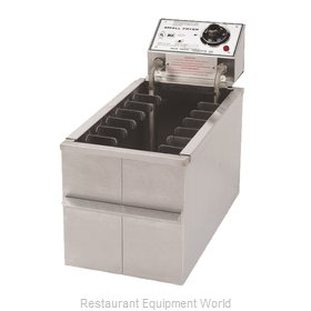 Gold Medal Products 8047D Fryer, Electric, Countertop, Full Pot