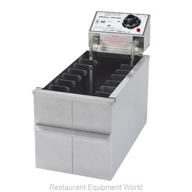 Gold Medal Products 8048D Fryer, Electric, Countertop, Full Pot