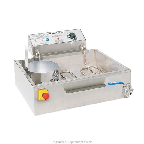 Gold Medal Products 8066 Fryer Counter Unit Electric Full Pot