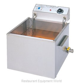 Gold Medal Products 8073 Fryer Counter Unit Electric Full Pot