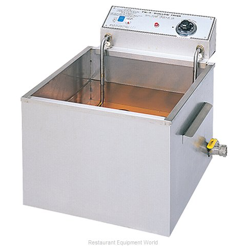 Gold Medal Products 8073BF Fryer Counter Unit Electric Full Pot