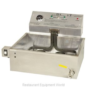 Gold Medal Products 8078 Fryer Counter Unit Electric Full Pot