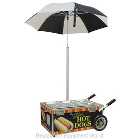 Gold Medal Products 8080NS Hot Dog Merchandiser