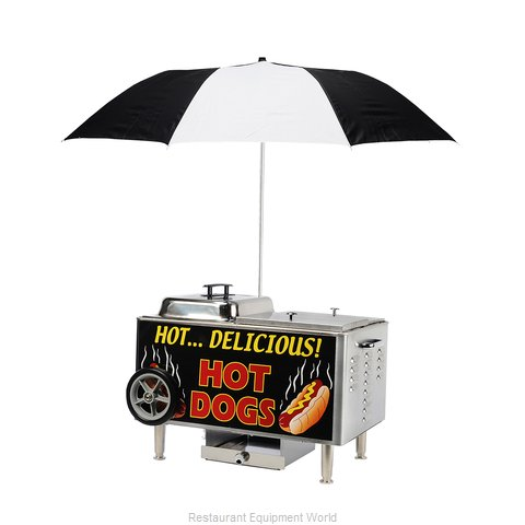 Gold Medal Products 8081 Hot Dog Merchandiser