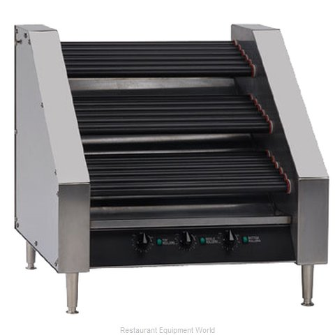 Gold Medal Products 8123PE Hot Dog Grill