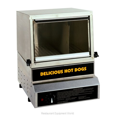 Gold Medal Products 8150 Hot Dog Steamer