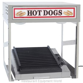 Gold Medal Products 8180 Hot Dog Bun / Roll Warmer