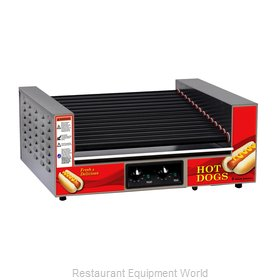 Gold Medal Products 8223PE Hot Dog Grill