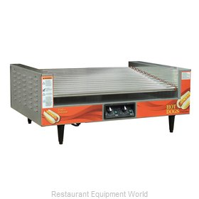 Gold Medal Products 8225 Hot Dog Grill