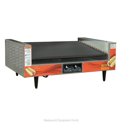 Gold Medal Products 8225PE Hot Dog Grill