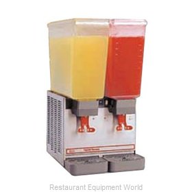 Grindmaster 20/2PD Beverage Dispenser, Electric (Cold)
