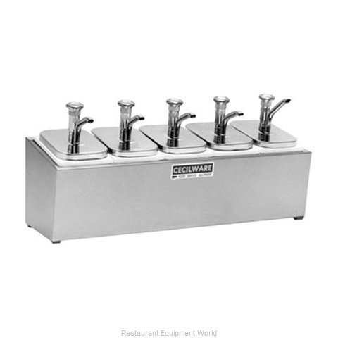 Grindmaster 244M Condiment Dispenser Pump-Style