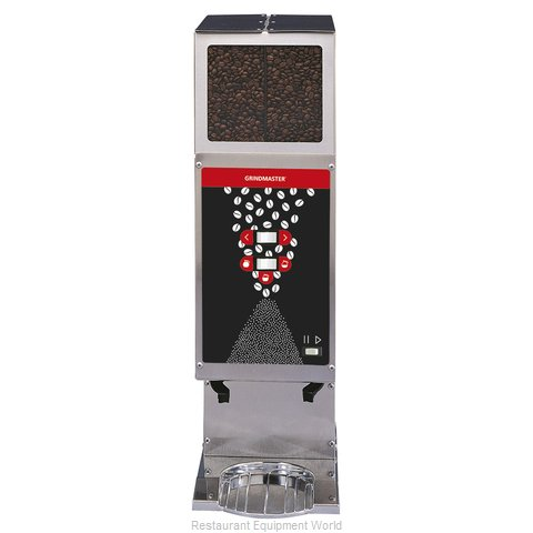 Grindmaster 250-3A Coffee Grinder (Magnified)