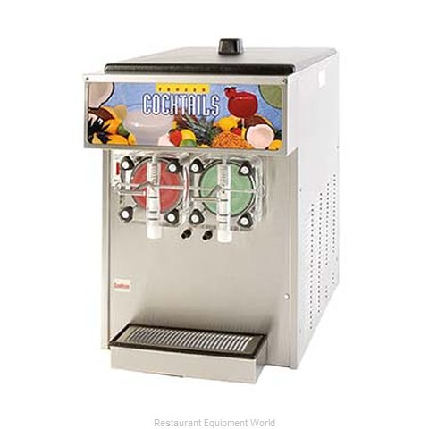 Grindmaster 3312 Frozen Drink Machine, Non-Carbonated, Cylinder Type (Magnified)