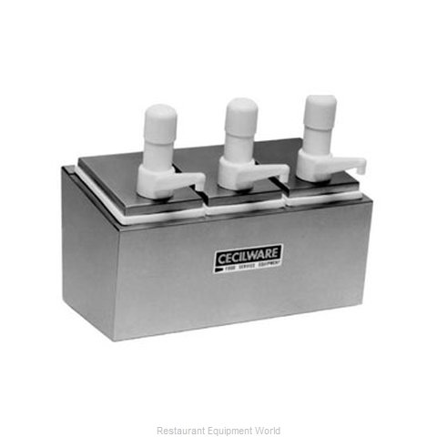 Grindmaster 344S Condiment Dispenser Pump-Style