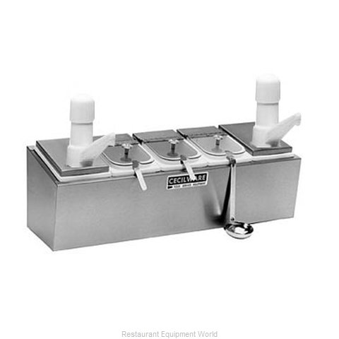 Grindmaster 544SC Condiment Dispenser Pump-Style