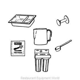 Grindmaster 60205 Espresso Cappuccino Machine Accessories