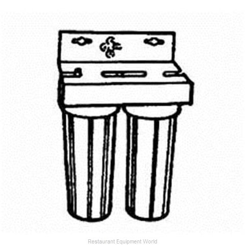 Grindmaster 60253 Water Filtration System, Cartridge