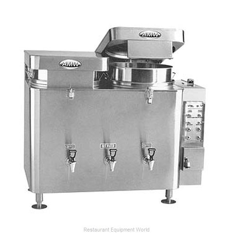 Grindmaster 67710(E) Coffee Urn Brewer (Magnified)