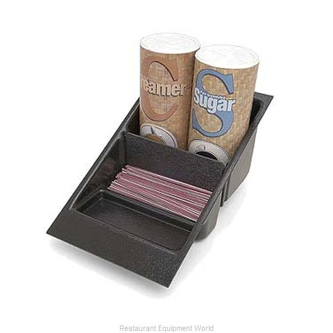 Grindmaster 70583 Condiment Caddy, Countertop Organizer (Magnified)