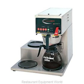 Grindmaster B-3WL Coffee Brewer for Glass Decanters