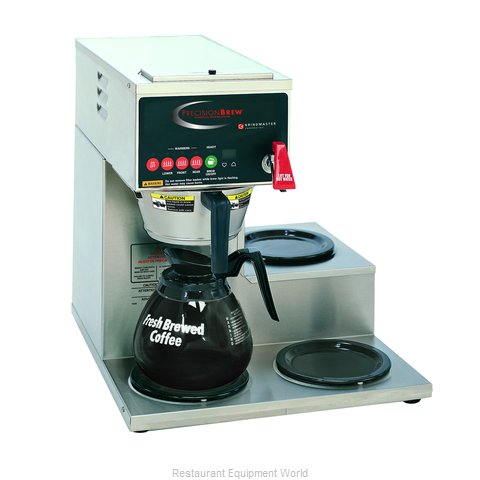 Grindmaster B-3WR Coffee Brewer for Glass Decanters