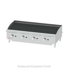 Grindmaster CCP48 Charbroiler, Gas, Counter Model