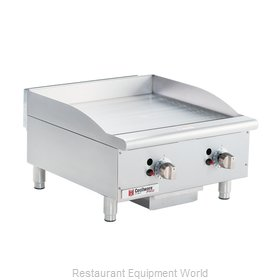 Grindmaster CE-G24TPF Griddle, Gas, Countertop