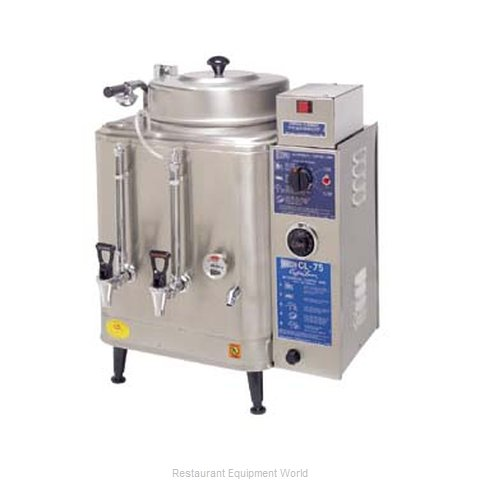 Grindmaster CL200-3 Coffee Urn Brewer (Magnified)